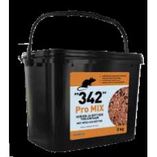 Rotanmyrkky 342 Pro Mix 3 kg