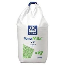 YaraMila Y 2 27-2,6-3 700 kg