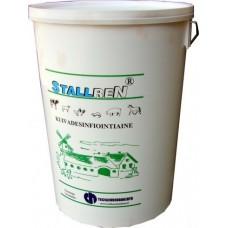 Stallren 25 kg