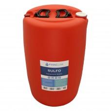 Sulfo Hapanpesuaine 60 L